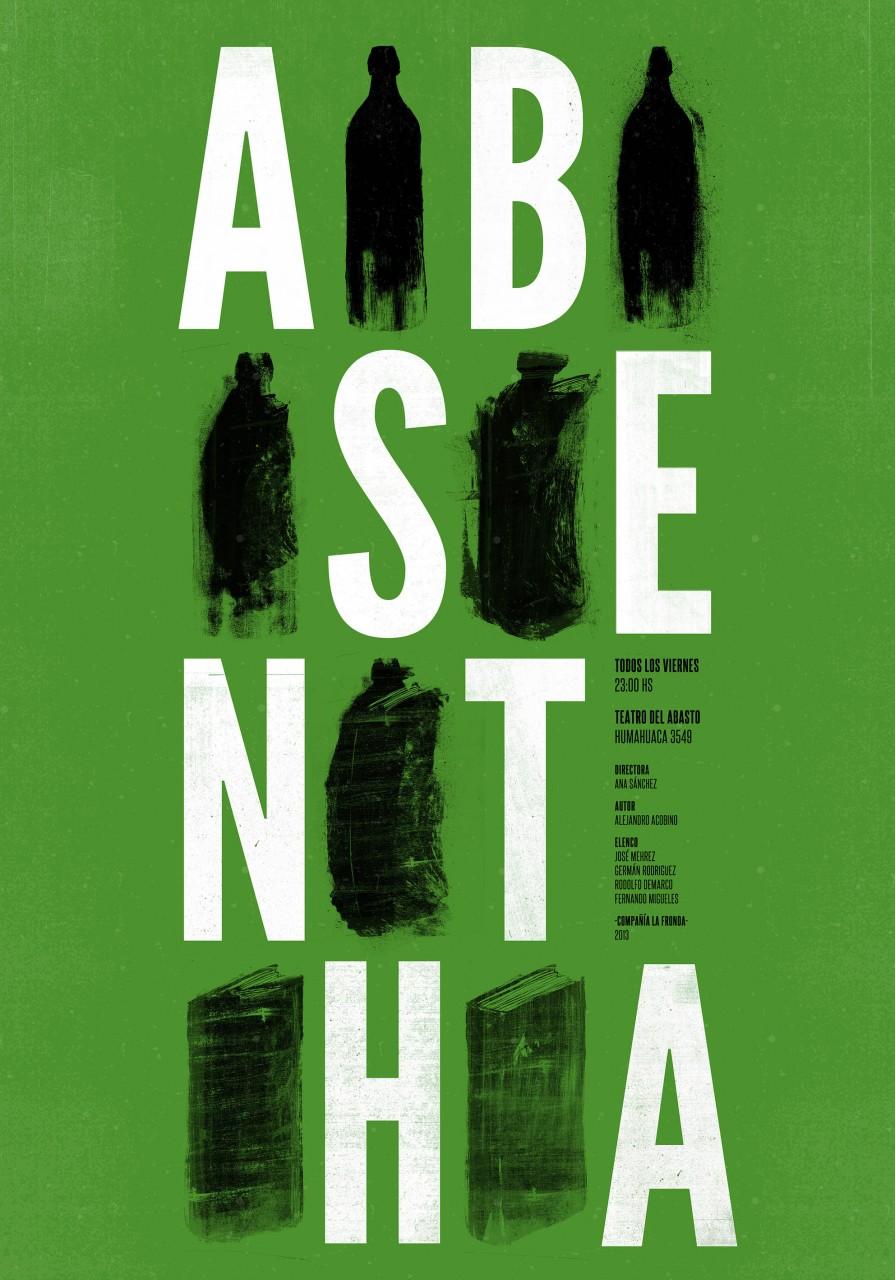 Juan Pablo Dellacha - Absentha