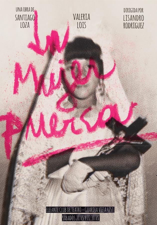 Paula Orlando - La Mujer Puerca