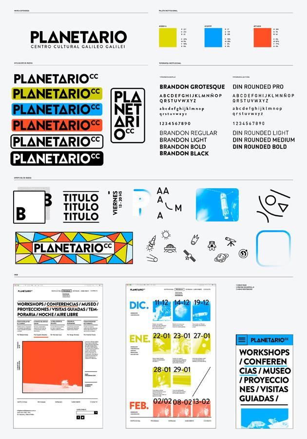 Agustín Mari - Planetario - Panel Normativo