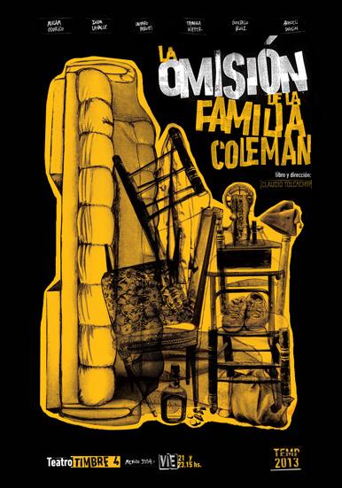 Crista Bernasconi - La Omisión De La Familia Coleman