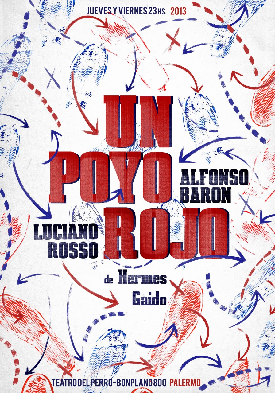 Florencia Ravitti - Un Poyo Rojo