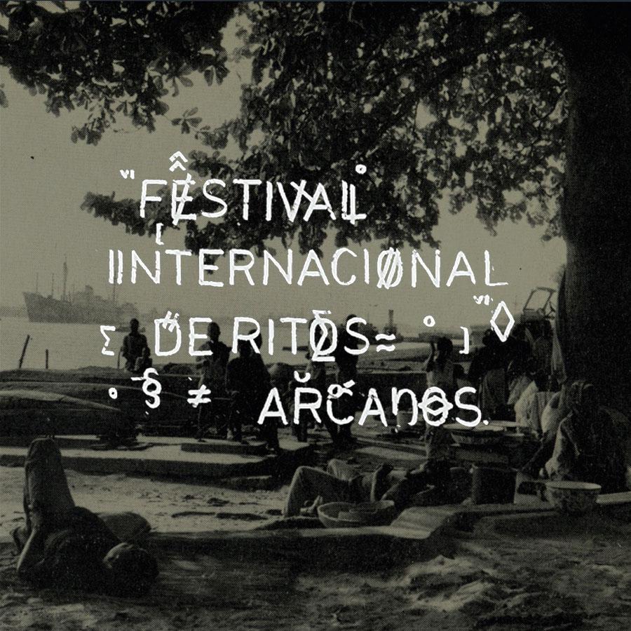 Festival Internacional de Ritos Arcanos – Leonardo Barilari (2012)