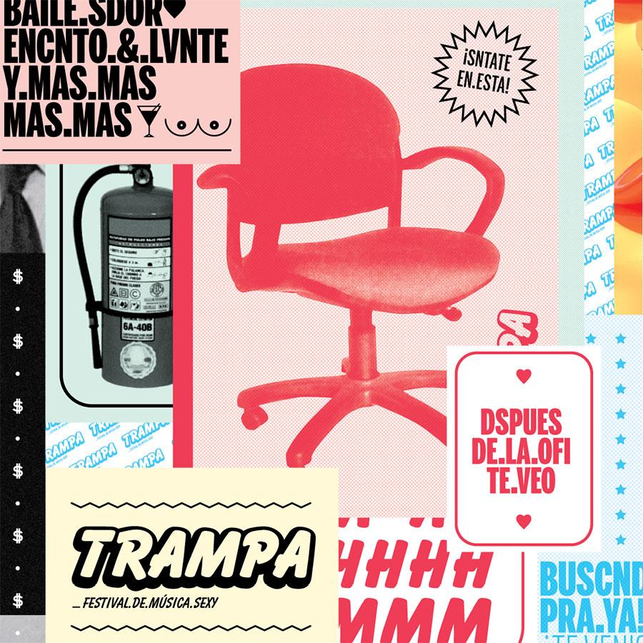 TRAMPA (2013)