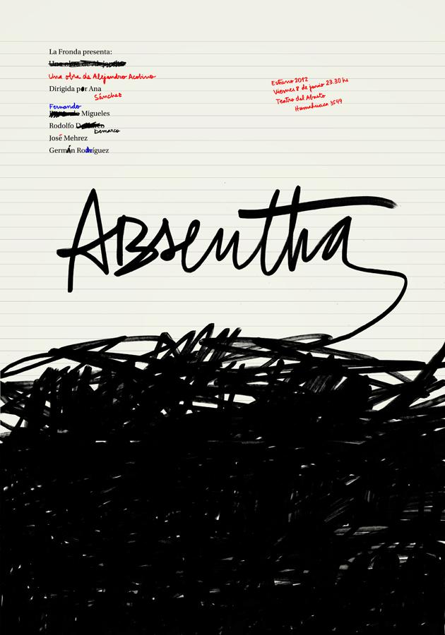 Cecilia Closa - Absentha