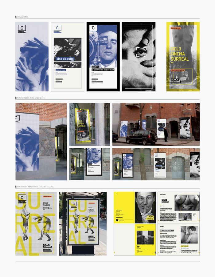 Florencia Desalvo - Museo del Cine - Panel Arquigrafía