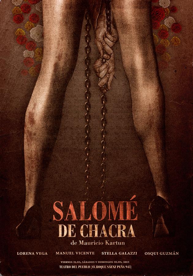 Valeria Ruiz Schulze - Salomé De Chacra