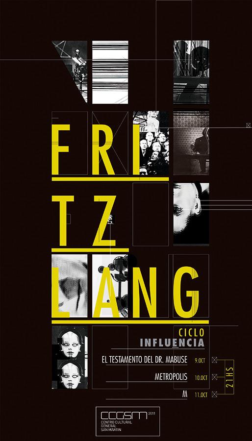 Fritz Lang 2014
