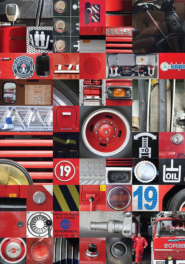 Santiago Devalle - Nicolas Matte Camión de bomberos