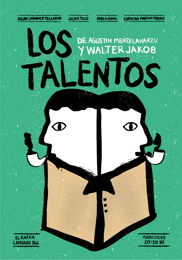 Florencia Usqueda - Los Talentos
