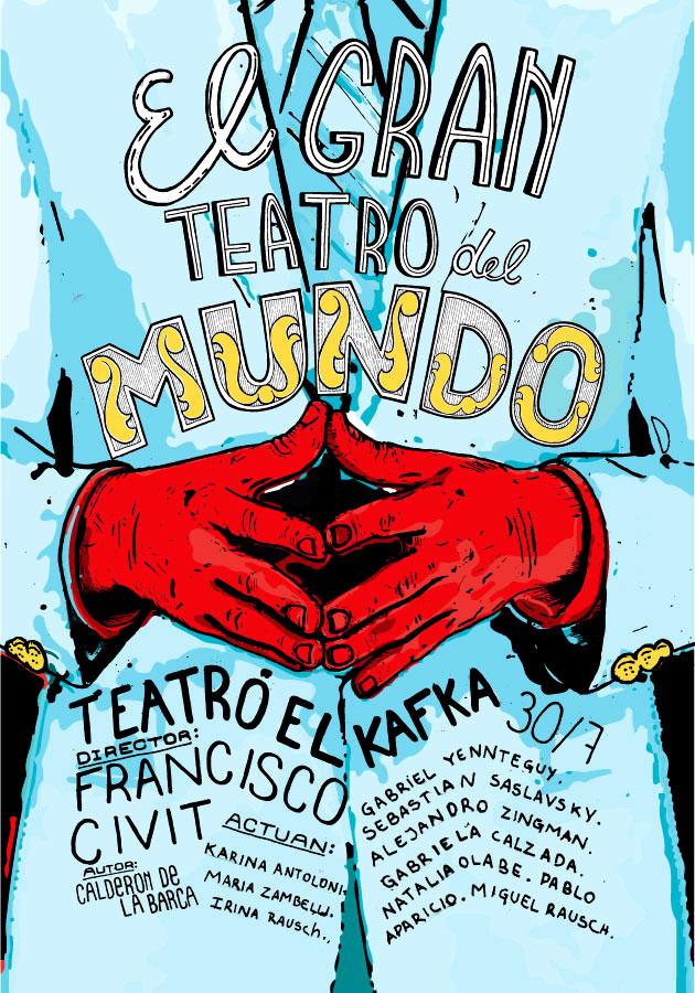 Santiago Devalle - El Gran Teatro del Mundo