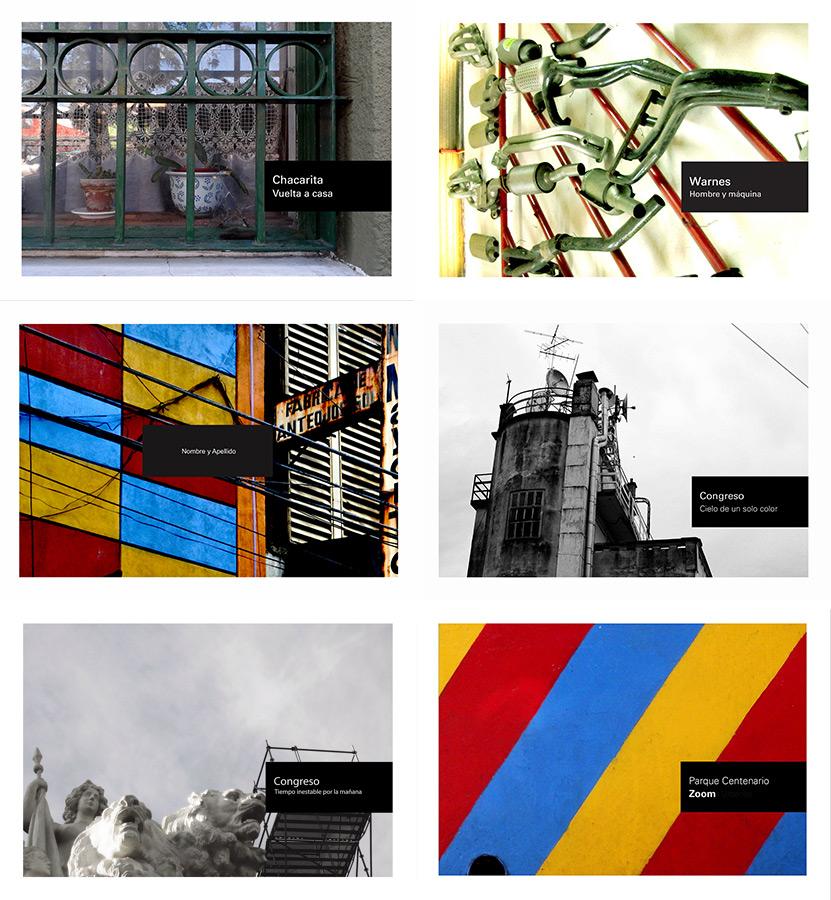 Retratos urbanos – 2014