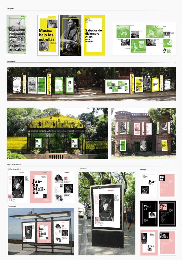 Agustina Leguizamon - Jardín Botánico - Panel Arquigrafía