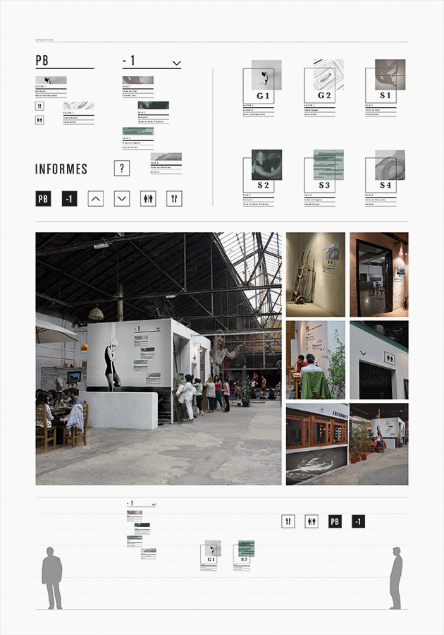 Alicia Ogilvie - Estación de los desos - Panel Arquigrafía