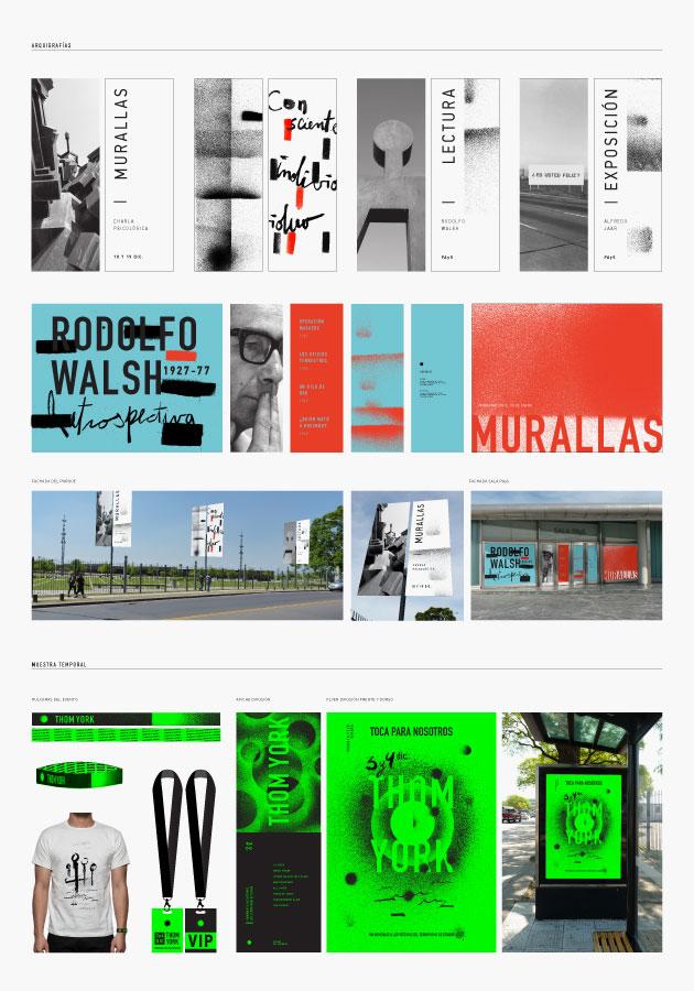 Santiago Invernizzini - Parque de la Memoria - Panel Arquigrafía