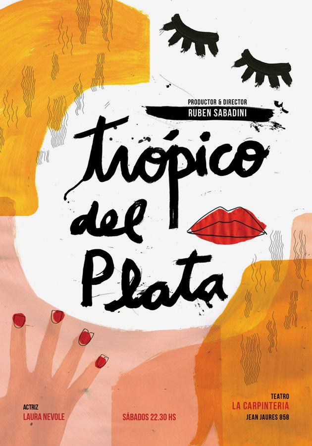 Agustina Lanzaque - Trópico del Plata
