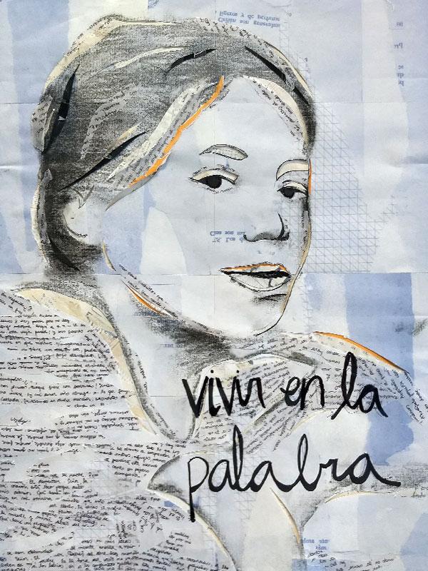Paulina Talenton - Alejandra Pizarnik