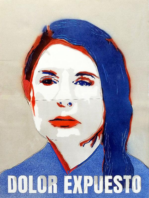 Justina Laplacette - Marina Abramovic