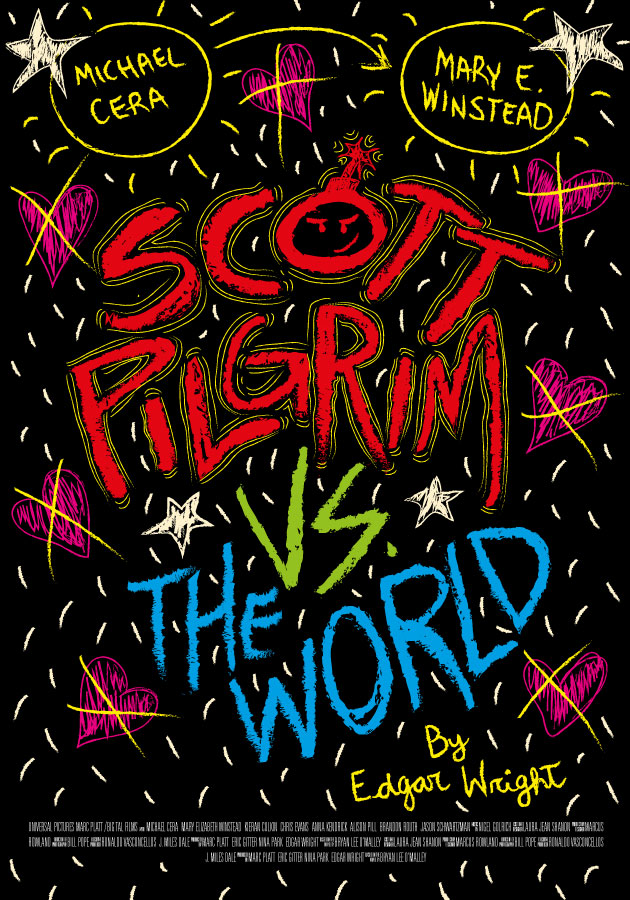 Copani Antonella-Scott Pilgrim vs the World