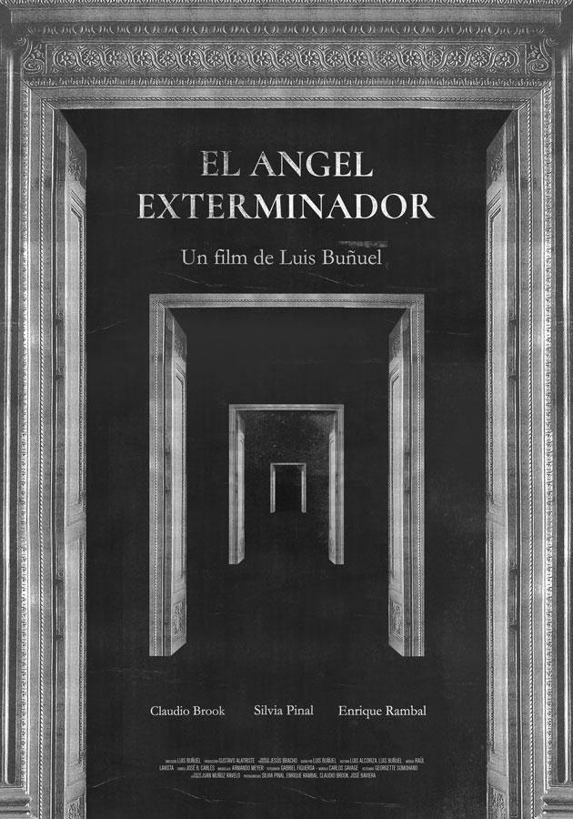 Argañaraz Evelyn - El Ángel Exterminador