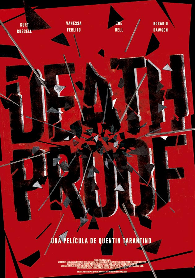 Euler Jennifer - Death Proof