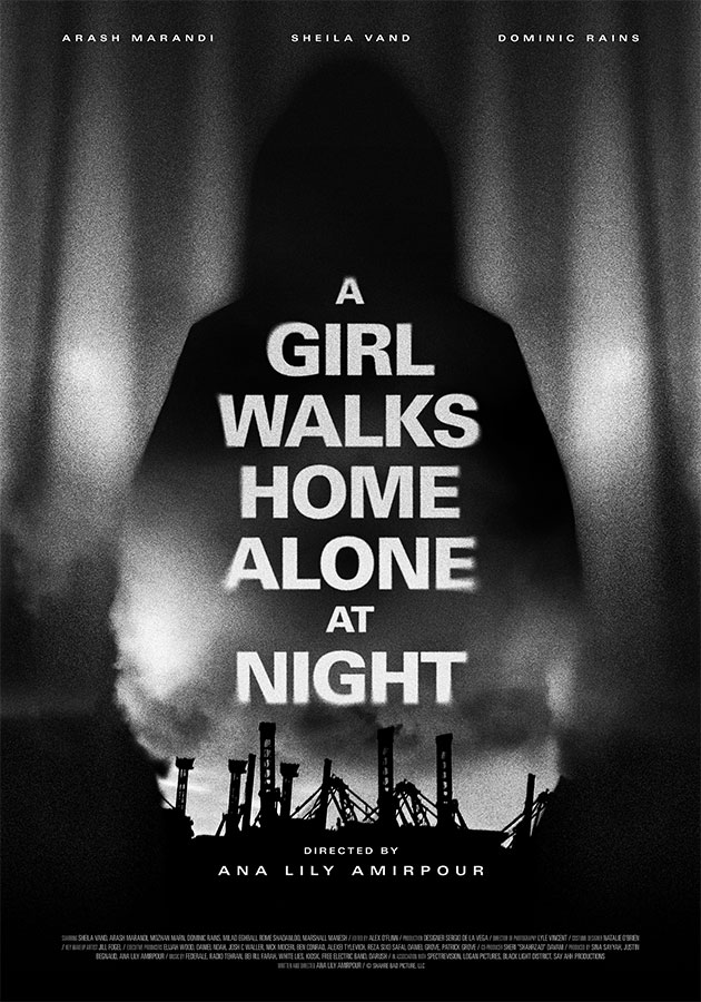 Robaldo Juan - A Girl Walks Home Alone At Night