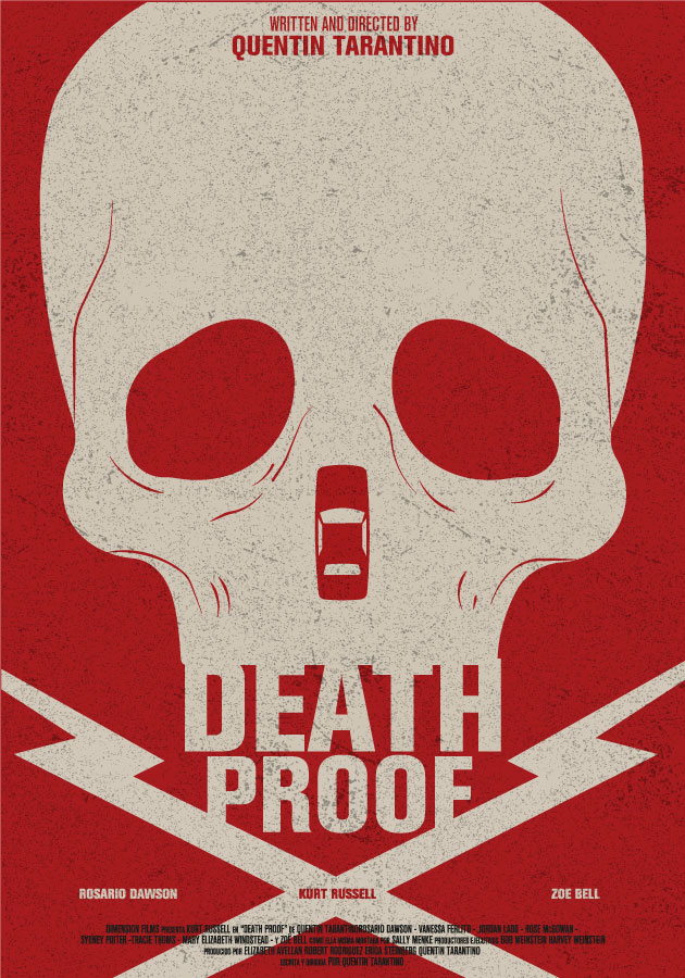 Daniela Calviño - Death Proof