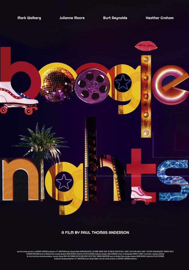 Arena Micaela - Boogie Nights
