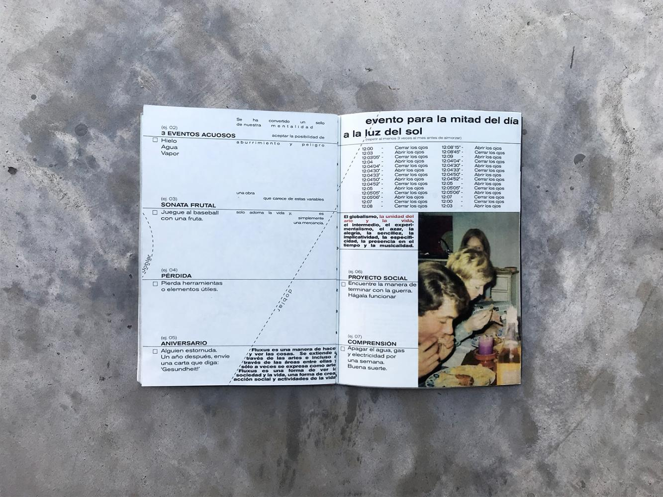 Marina Lordi - Manifiesto Fluxus 06