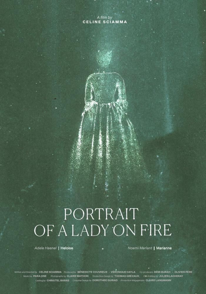 Martina Santiago - Portrait Of a Lady on Fire